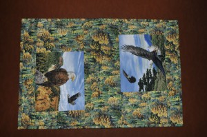 Eagles Table Runner