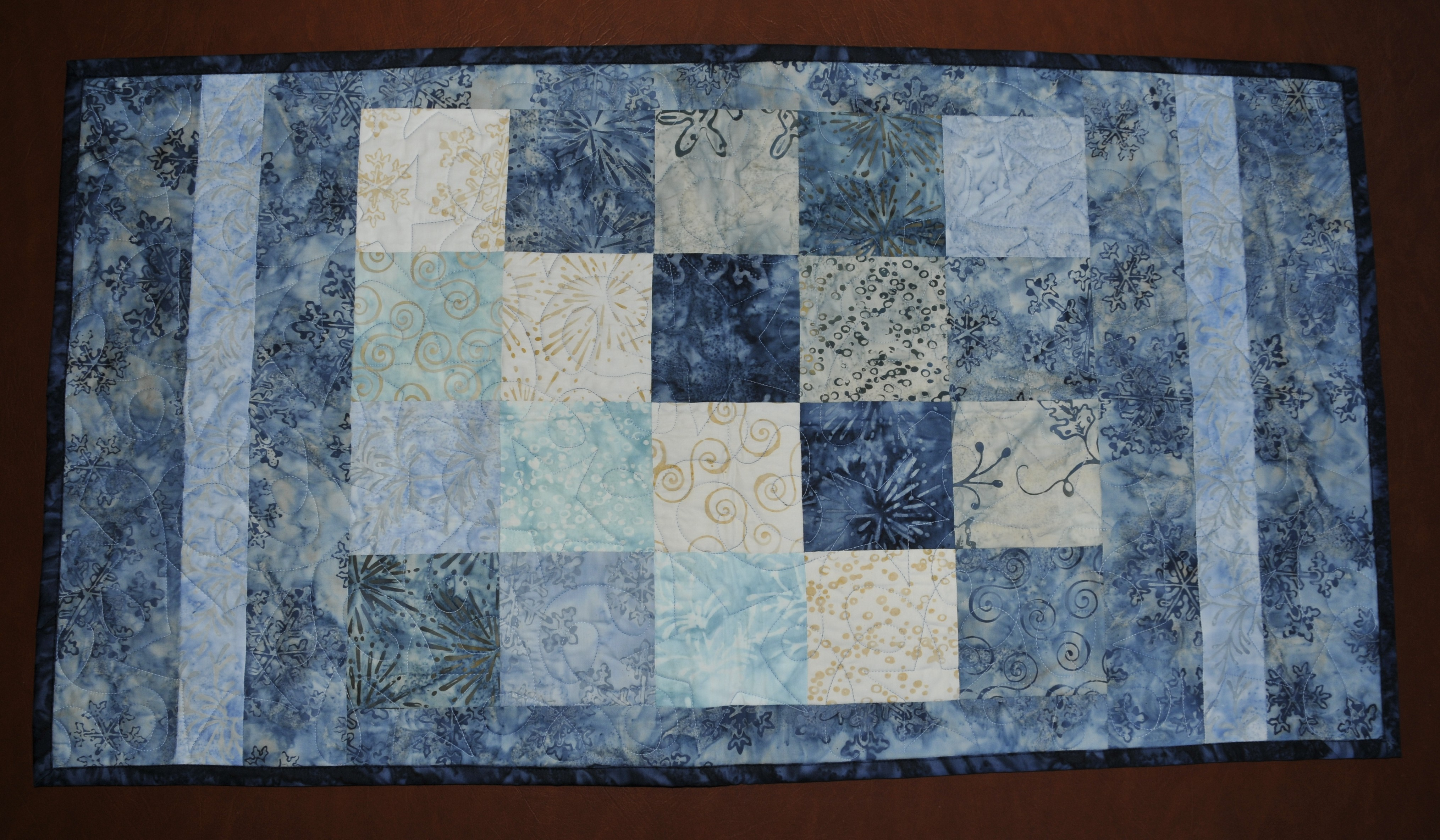 just quilted is it braid complex written into this dsc runner looks french using turned plus but isn simple quilt s the works yardage fluffy easy t table a tutorial puppy