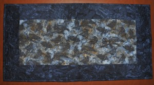 Raven 3 table runner
